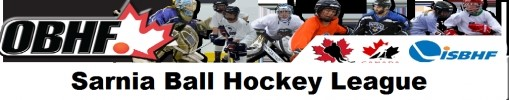 Sarnia Ball Hockey League